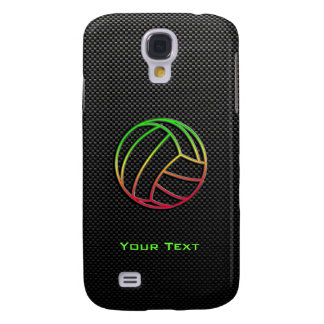 Colorful Volleyball Samsung S4 Case