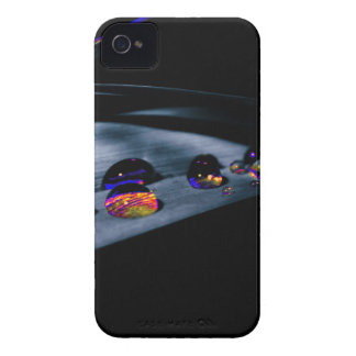 Colorful Water Drops iPhone 4 Cover