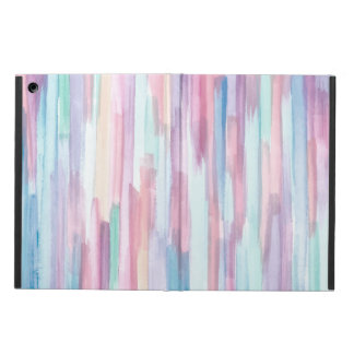 Colorful Watercolor Abstract Pattern Case For iPad Air