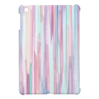 Colorful Watercolor Abstract Pattern Case For The iPad Mini