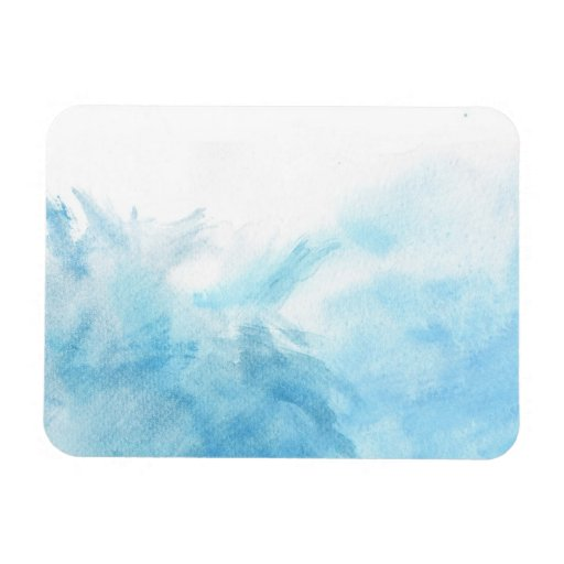 colorful watercolor background for your vinyl magnet