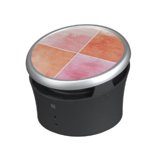 colorful watercolor bluetooth speaker
