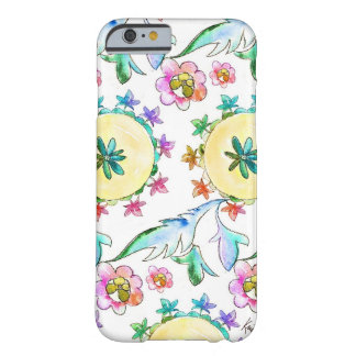 Colorful Watercolor Pattern iPhone 6 case