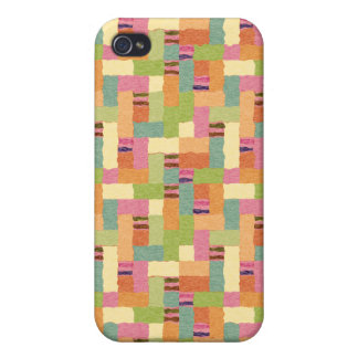 Colorful Weave Designer case for iPhone 4