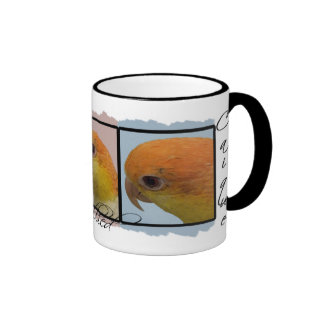 Colorful White Bellied Caique Mug