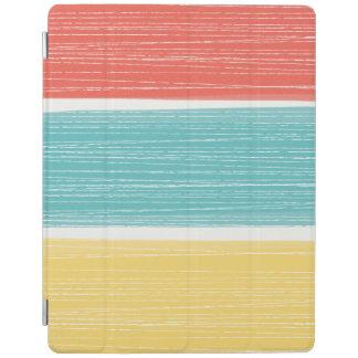 Colorful Wide Stripes iPad Mini Cover