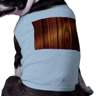 colorful wood texture varnished wood pet t shirt