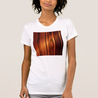 colorful wood texture varnished wood T-Shirt