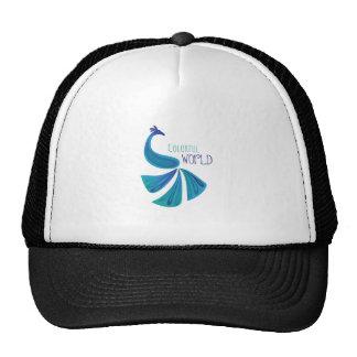 Colorful World Trucker Hat