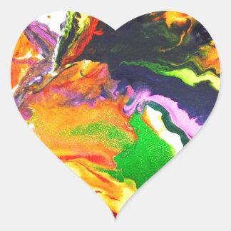 Colorful World Sticker