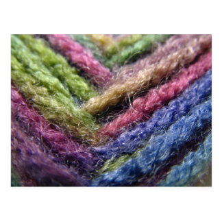 Colorful Yarn Valley Postcards