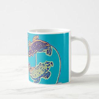 Colorful Yin Yang Coffee Mug