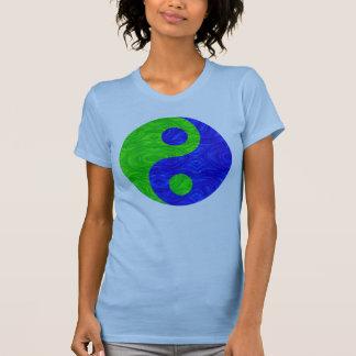 Colorful Yin & Yang Symbol T-Shirt