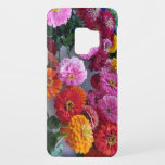 "Colorful Zinnia Party Case-Mate Samsung Galaxy S9 Case<br><div class=""desc"">Flowers are in bloom with this phone case,  fun colors</div>"