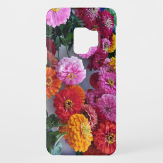 Colorful Zinnia Party Case-Mate Samsung Galaxy S9 Case