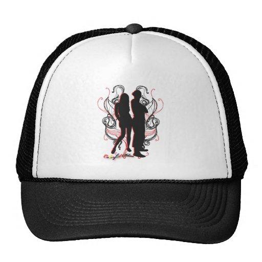 Colorfulblac hat