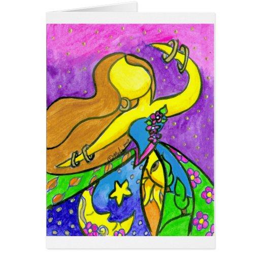 ColorfulDress Card