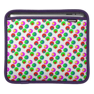Colorfull Circles design iPad Sleeves