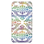 colorfull damask iPhone 5C case