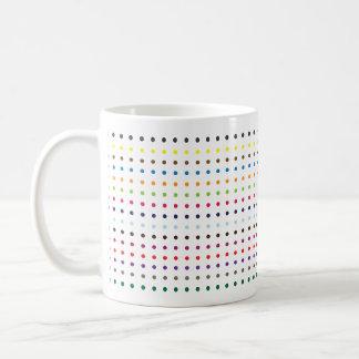 Colorfull Dots Coffee Mug
