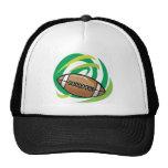 Colorfull Football Mesh Hats