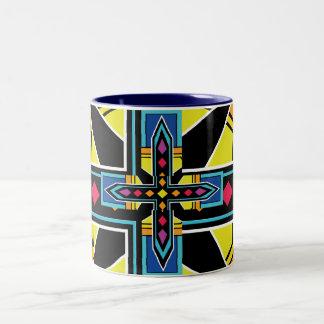 colorfull mug