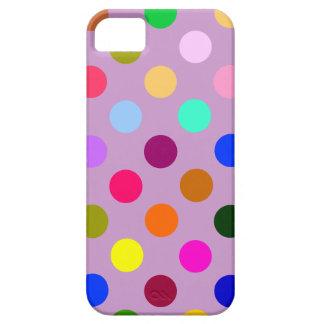 Colorfull Polka Dots Case