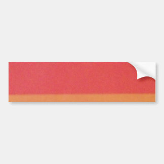 colorfull rainbow colors bumper stickers