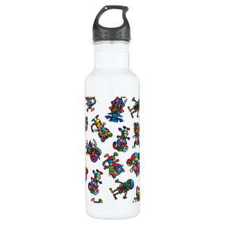 colorfuls water bottle