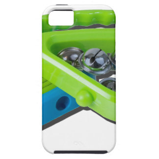 ColorfulTambourines061615.png iPhone SE/5/5s Case