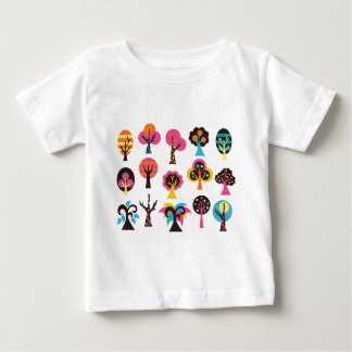 ColorfulTrees1 Baby T-Shirt