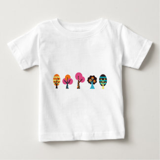 ColorfulTrees2 Baby T-Shirt