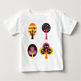 ColorfulTrees5 Baby T-Shirt
