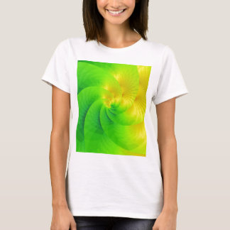colorgame yellow and green created by Tutti T-Shirt