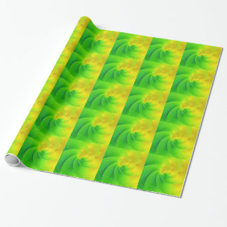 colorgame yellow and green created by Tutti Wrapping Paper