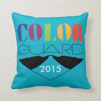 Colorguard Customizable Throw Pillow