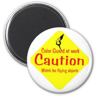Colorguard Magnet
