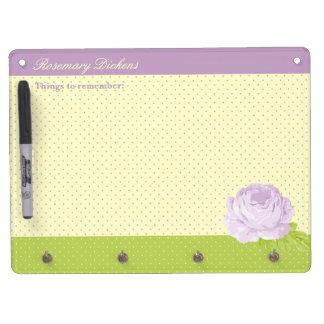 Colori Pastello Personalizable Dry Erase Whiteboard
