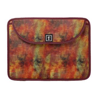 Colorido abstracto funda para macbook pro