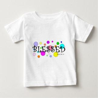 Colorido bendecida camiseta