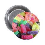 Colorido dulce del caramelo pin