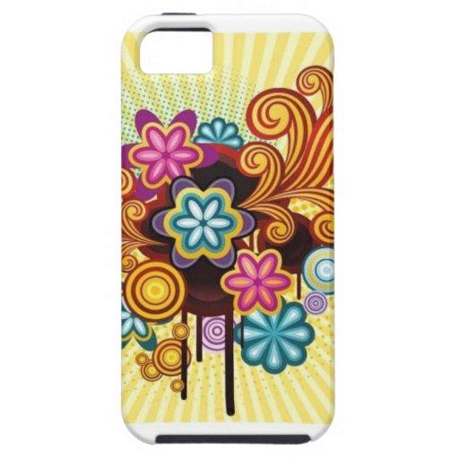 Colorido iPhone 5 Case-Mate Cárcasa