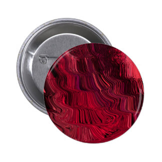 Colorido púrpura rosado que fluye del extracto chapa redonda 5 cm