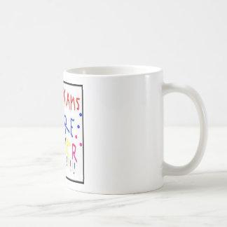 colorido taza de café