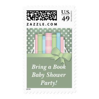 Colorido traiga los sellos del libro de la fiesta