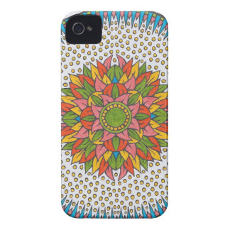 Coloring Book Creations iPhone 4 Case