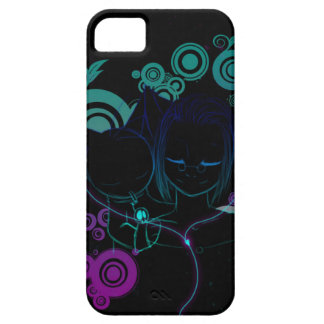 Coloring Hearing iPhone SE/5/5s Case