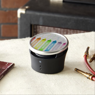 Coloring Time! Bluetooth Speaker
