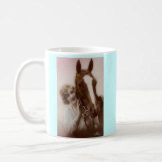 Colorized Horse Photo 6 Coffee Mug