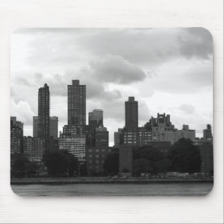 Colorless NY Mouse Pad